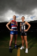 AFLW 2019 Media - NAB AFL Women's Marvel Stadium Double Header