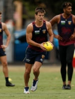 AFL 2019 Training - Brisbane 080319