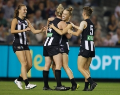 AFLW 2019 Round 06 - Collingwood v North Melbourne