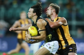 AFL 2019 JLT Community Series - Hawthorn v Richmond