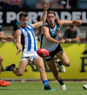AFL 2019 JLT Community Series - Port Adelaide v North Melbourne