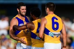 AFL 2019 JLT Community Series - Fremantle v West Coast
