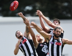 AFL 2019 JLT Community Series - Collingwood v Carlton