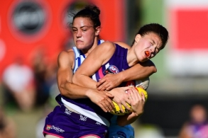AFLW 2019 Round 07 - Fremantle v North Melbourne