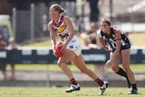 AFLW 2019 Round 07 - Collingwood v Brisbane
