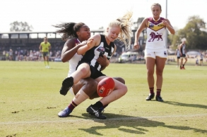 Photographers Choice - AFLW 2019 Rd 07