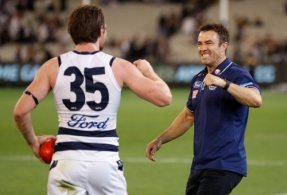 AFL 2019 Round 01 - Collingwood v Geelong