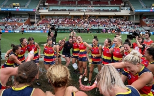 AFLW 2019 Second Preliminary Final - Adelaide v Geelong