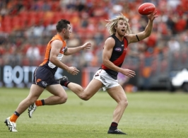 AFL 2019 Round 01 - GWS v Essendon