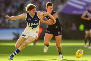 AFL 2019 Round 01 - Fremantle v North Melbourne