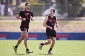 AFL 2019 Training - Essendon 260319