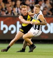 AFL 2019 Round 02 - Richmond v Collingwood