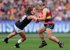 AFLW 2019 Grand Final - Adelaide v Carlton