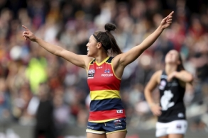 Photographers Choice - AFLW 2019 Grand Final