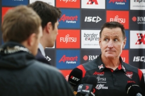 AFL 2019 Training - Essendon 020419
