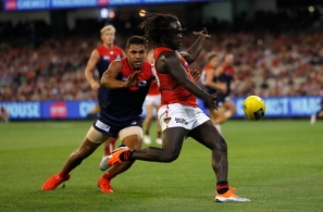 AFL 2019 Round 03 - Melbourne v Essendon