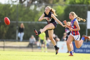 NAB League Girls Rd 3 - Sandringham Dragons v Oakleigh Chargers