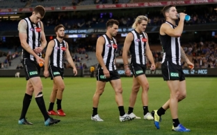 AFL 2019 Round 03 - Collingwood v West Coast