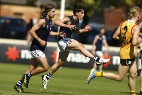NAB League Boys Rd 3 - Dandenong Stingrays v Geelong Falcons