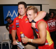 AFL 2019 Round 03 - Western Bulldogs v Gold Coast