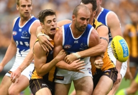 AFL 2019 Round 03 - Hawthorn v North Melbourne