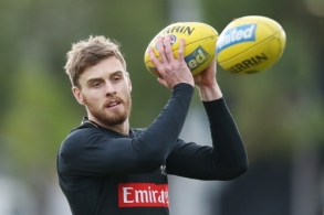AFL 2019 Training - Collingwood 100419