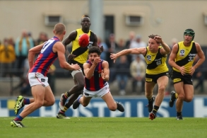 VFL Round 02 - Richmond v Port Melbourne