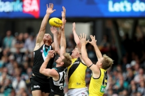 AFL 2019 Round 04 - Port Adelaide v Richmond