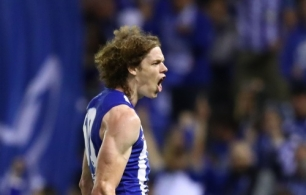 AFL 2019 Round 04 - North Melbourne v Adelaide