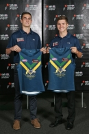 AFL 2019 Media - NAB AFL Academy Jumper Presentation