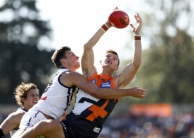 AFL 2019 Round 05 - GWS v Fremantle