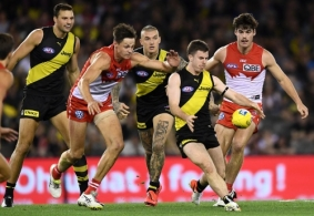 AFL 2019 Round 05 - Richmond v Sydney