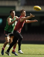 AFL 2019 Training - Sydney 240419