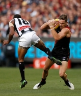 AFL 2019 Round 06 - Essendon v Collingwood
