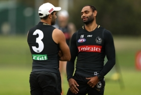 AFL 2019 Training - Collingwood 010519