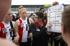 VFLW 2019 Round 01 - Southern Saints v Collingwood