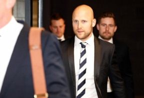 AFL 2019 Media - Gary Ablett Tribunal Appearance