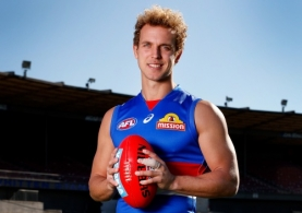 AFL 2019 Portraits - Mitch Wallis