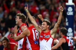 AFL 2019 Round 08 - Sydney v Essendon