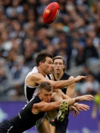 AFL 2019 Round 08 - Carlton v Collingwood