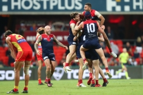 AFL 2019 Round 08 - Gold Coast v Melbourne