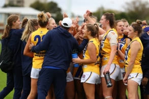 NAB League Girls 2019 Round 09 - Western v Dandenong
