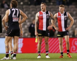 AFL 2019 Round 08 - St Kilda v West Coast