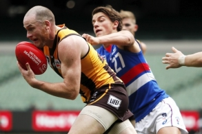 VFL 2019 Round 06 - Box Hill v Footscray