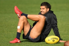 AFL 2019 Training - Carlton 130519