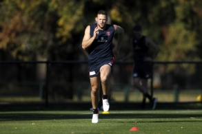 AFL 2019 Training - Melbourne 140519