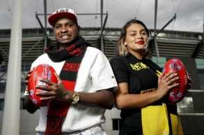 AFL 2019 Media - Dreamtime at the G Media Opportunity