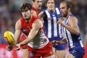 AFL 2019 Round 09 - North Melbourne v Sydney