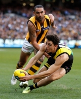 AFL 2019 Round 09 - Richmond v Hawthorn