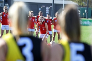VFLW 2019 Round 03 - Richmond v Essendon